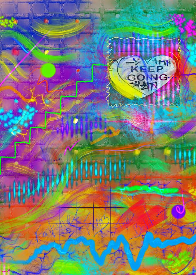 Mater Plan|Digital Art by Todd Breitling
