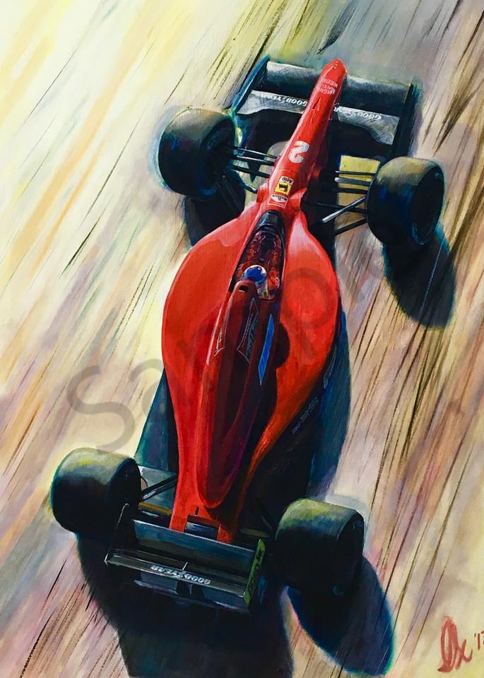 Nigel Mansell - Mexico '90