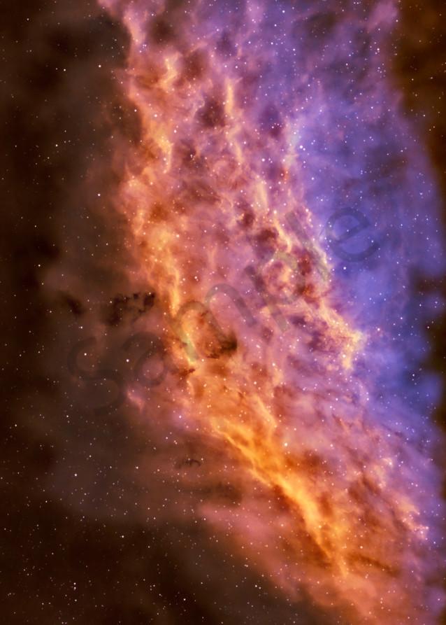 California Nebula 2 Photography Art | Dark Sky Images