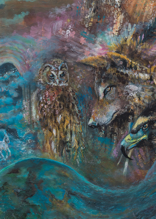 """""""Grace"""" by Yvonne Coombs 