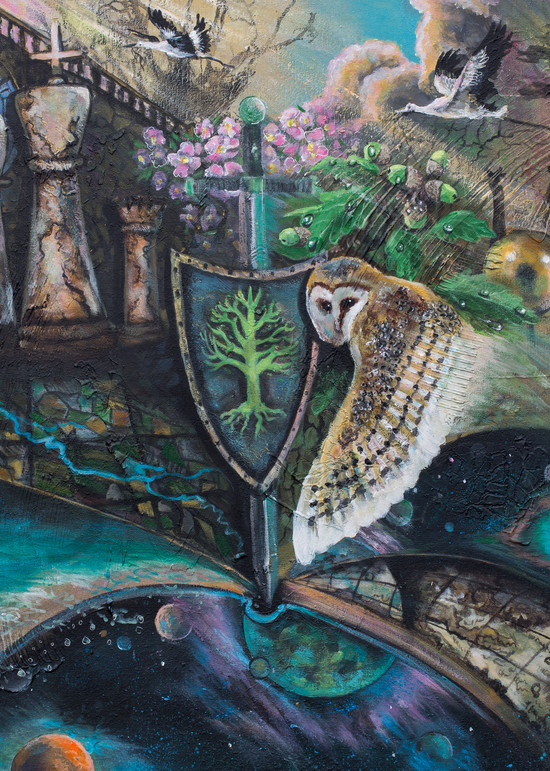 """""""Providence"""" by Yvonne Coombs 