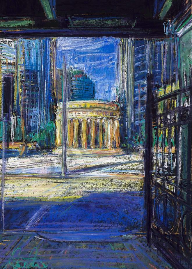 Shadows and the Shrine