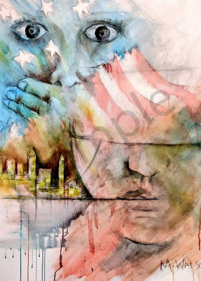 """""""The City In Your Mouth"""" by Michael D. Watson 