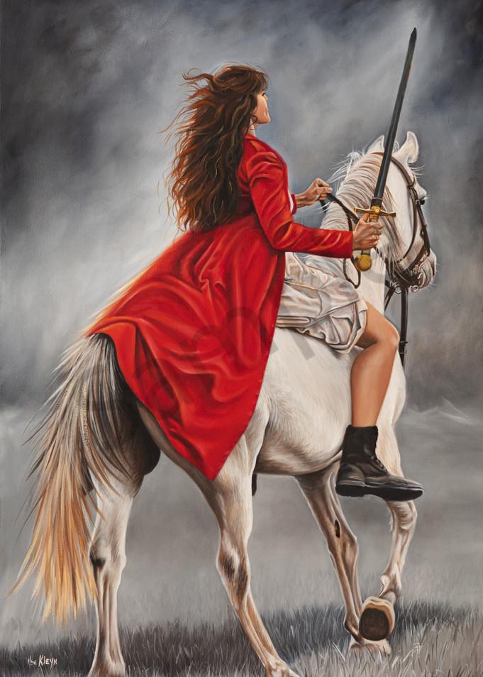 """""""Your Sword In My Hand"""" by Ilse Kleyn   Prophetics Gallery"""