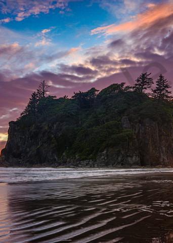 Pnw Ruby Beach Sunset 4 Photography Art | John Martell Photography