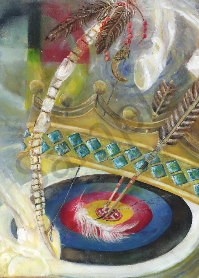 """Conquest"" by Denise Dahlheimer / Prophetics Gallery"