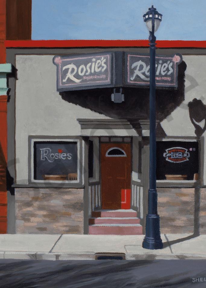 Rosie's Water Works | Fine Art Print | Milwaukee, WI