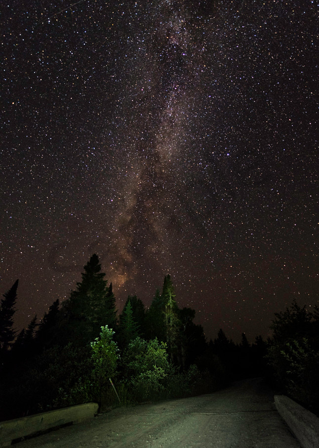 Road-to-the-milkyway