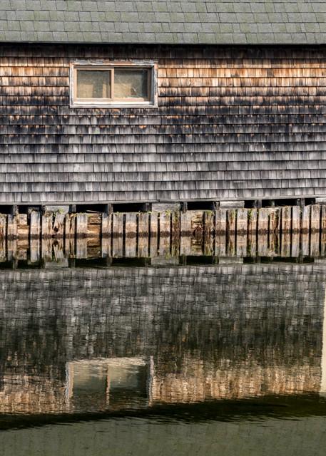 Boatshed-reflection