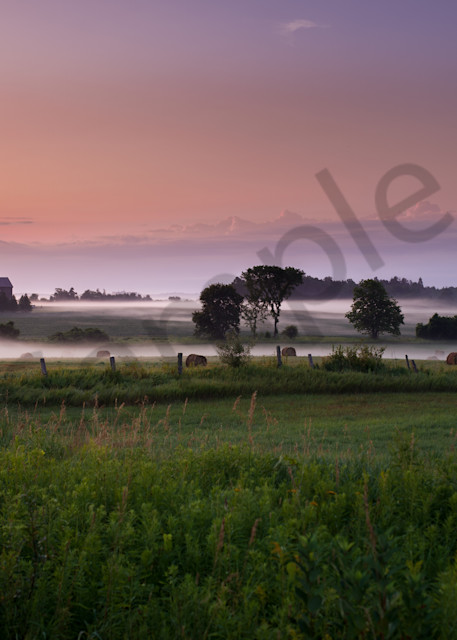 Sunrise And Mist 5443 Photography Art | Sage & Balm Photography