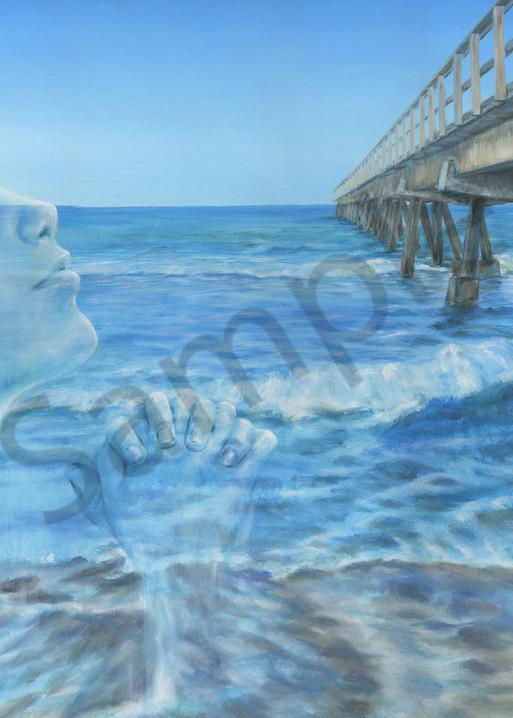 """Believe And Not Doubt"" by Melani Pyke | Prophetics Gallery"