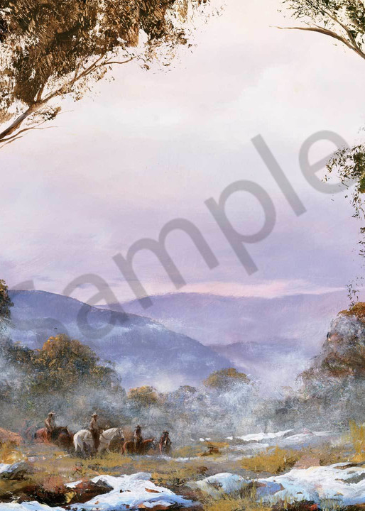 First Fall, Mt Selwyn