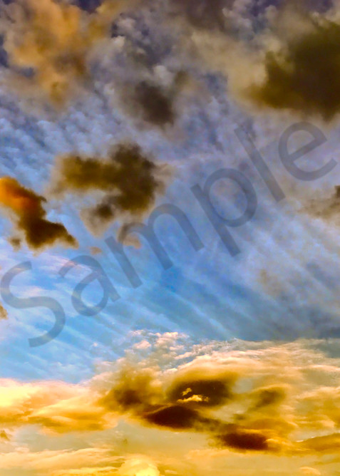 Fourth of July Sky|Fine Art Photography by Todd Breitling