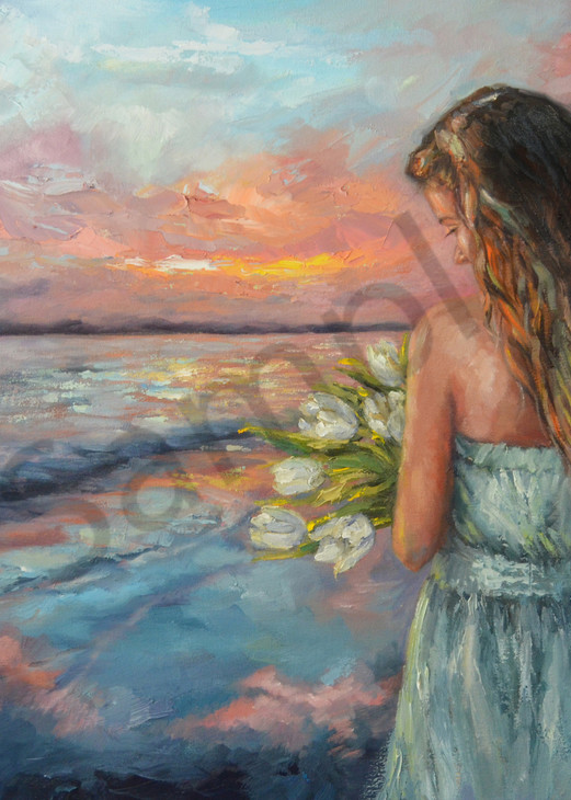 """""""You Are Lovely"""" by South African Artist Ronel Eksteen   Prophetics Gallery"""