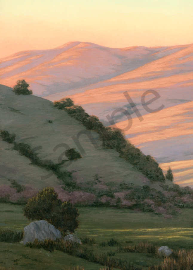 West County Triptych 1 Art | Terry Sauve Fine Art