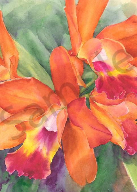 A Burst Of Life Art   Nancy Reyna Fine Art