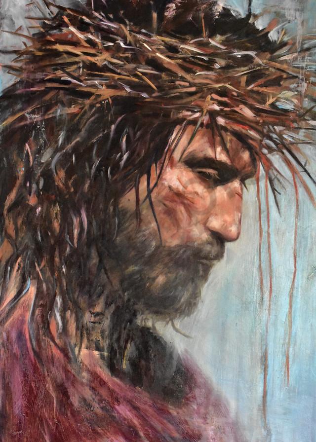 """Servant King"" by Australian Artist Cindy MacDonald | Prophetics Gallery"