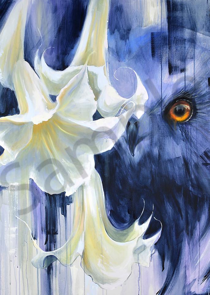 """Night Slayer"" by Connecticut Artist Mandy Adendorff | Prophetics Gallery"