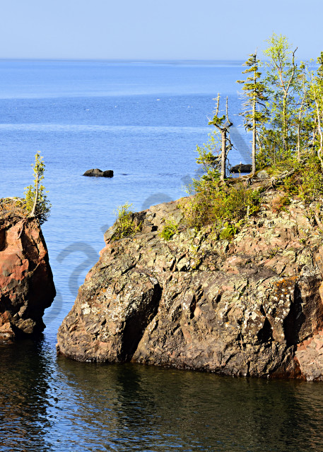 The Pillar viewed from the Shovel Point Trail