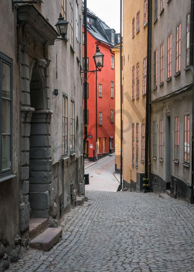 Gamla Stan, Stockholm  Photography Art | Kim Bova Photography