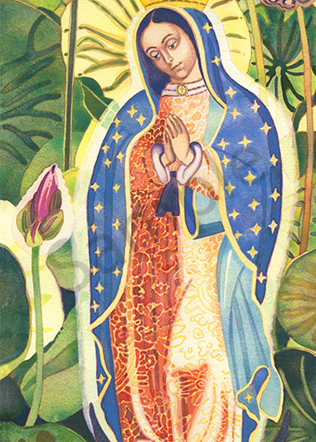 Lotus Blossom Guadalupe