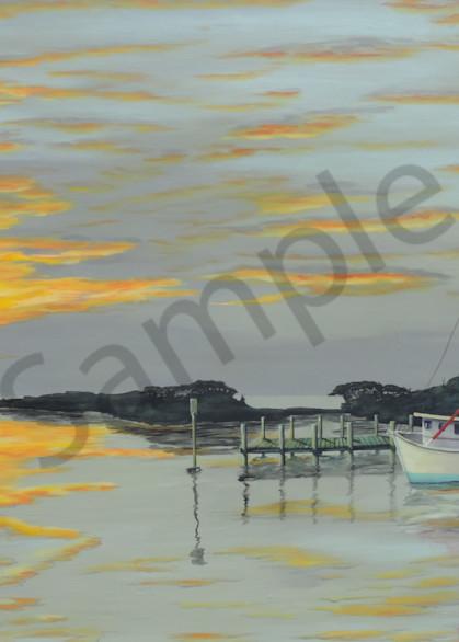 Sunset Harbor