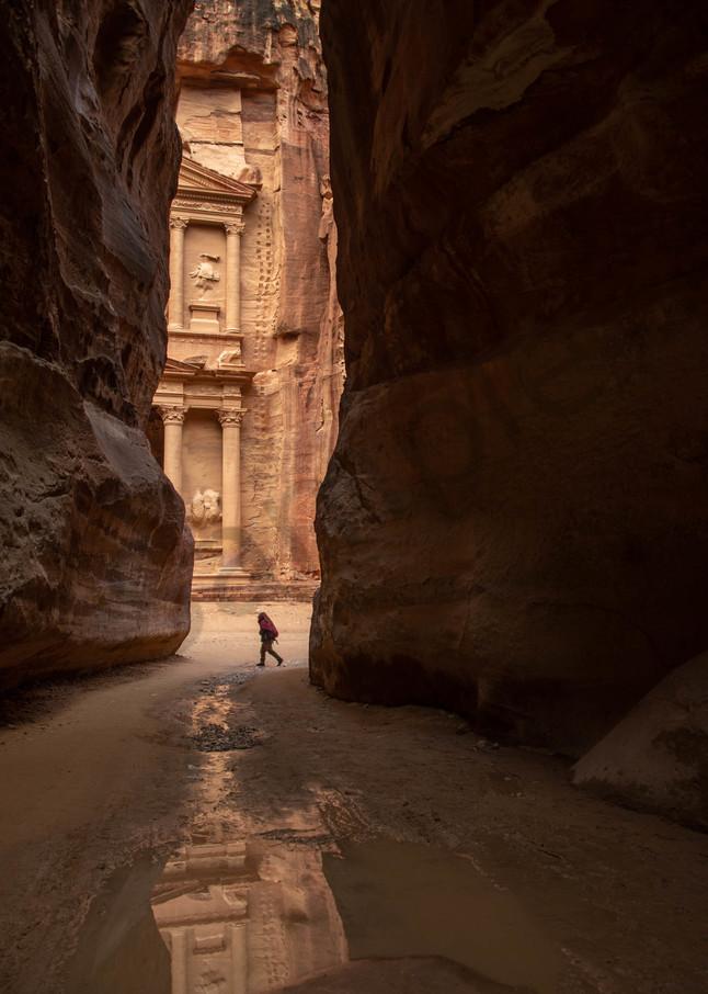 Reflecting Petra