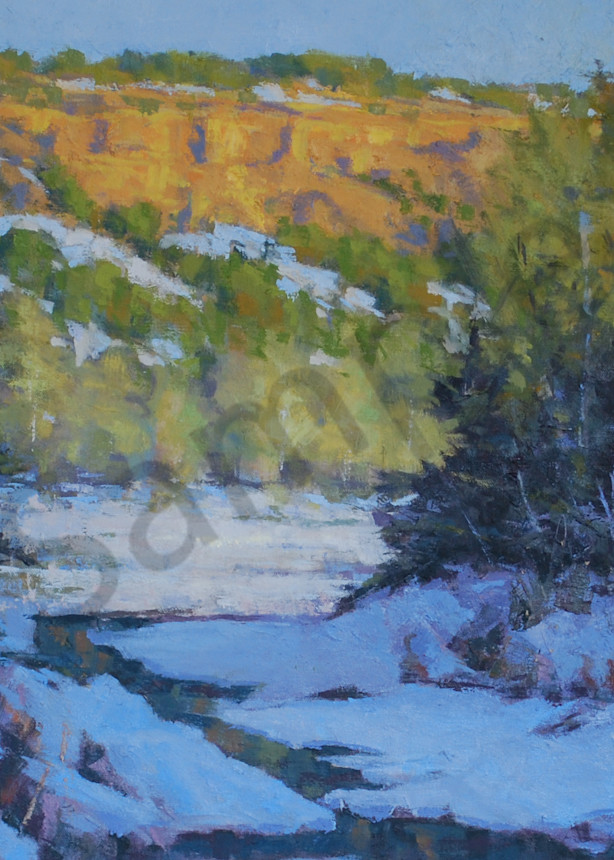 View Of Mt Lamond Art | Gary Gore