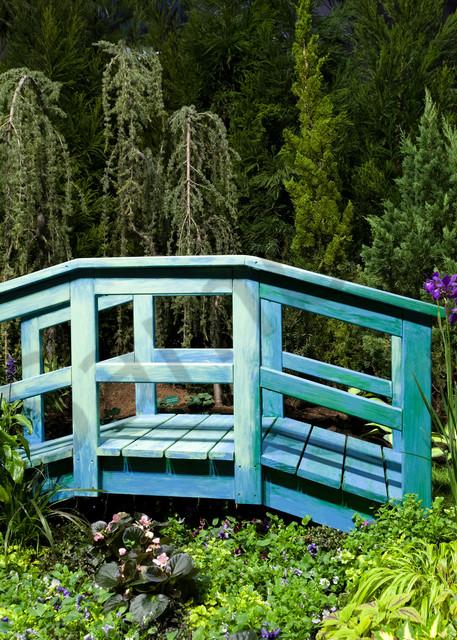 Photography By Festine blue bridge gardens