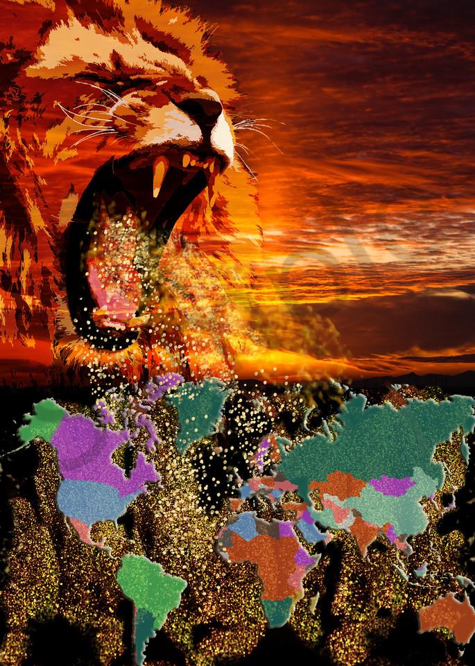 """Healing Nations"" by Photographer & Digital photographer Karen Edmondson | Prophetics Gallery"