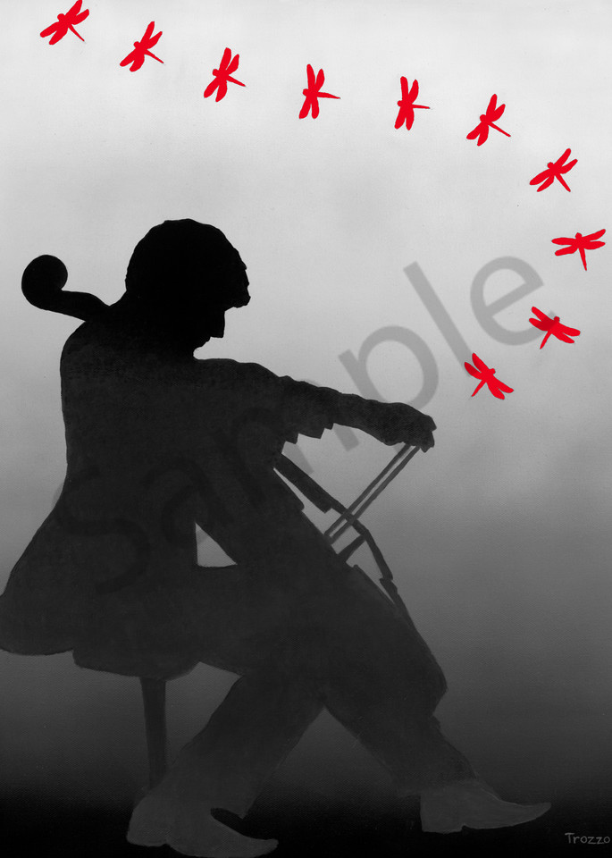 Trozzo-Allegro Cello