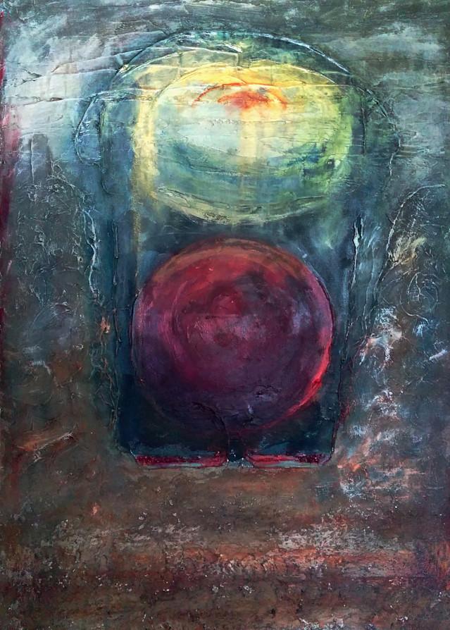 Ascension   6th Chakra Art   Zippity Art