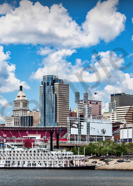 Cincinnati Skyline Art | Cincy Artwork