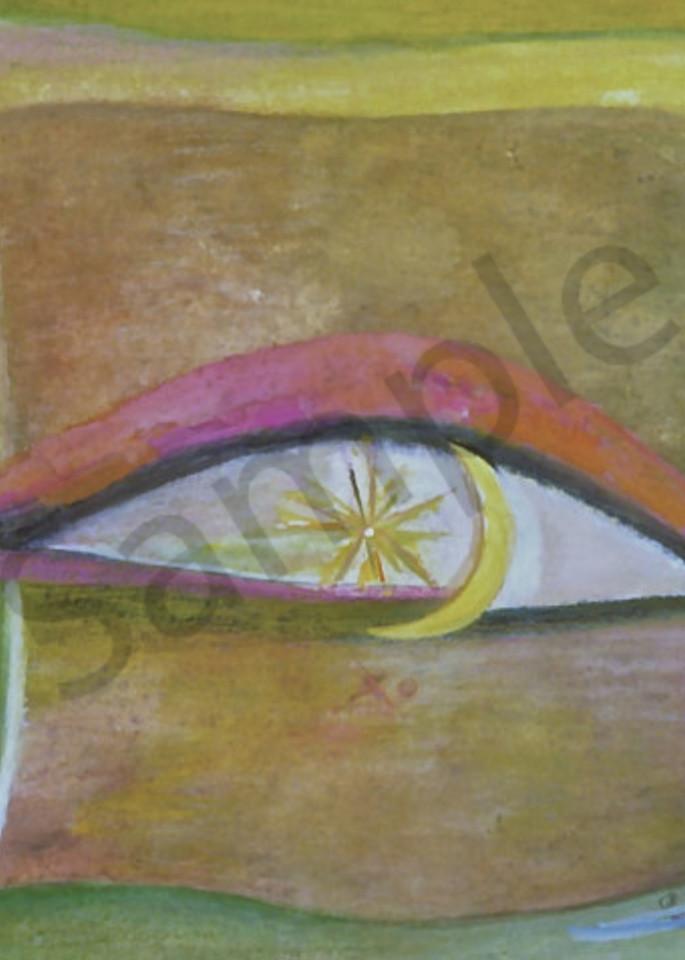 Crescent Moon Art   Art Design & Inspiration Gallery
