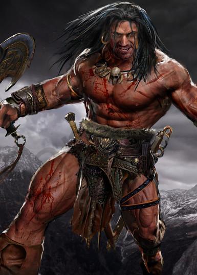 Conan the Cimmeria