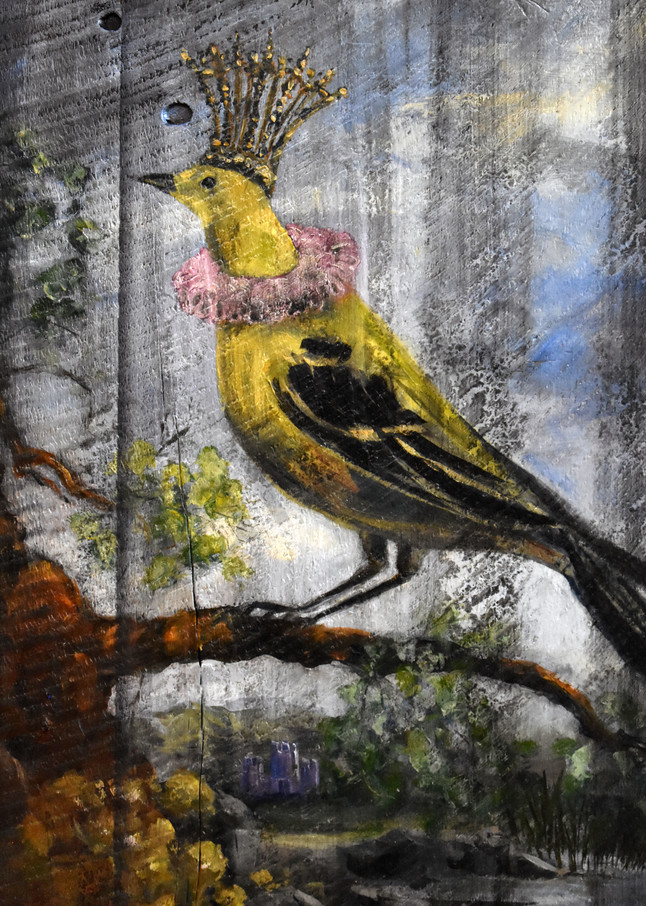 """""""Crowning Glory"""" by Pennsylvania Artists April Ryan 