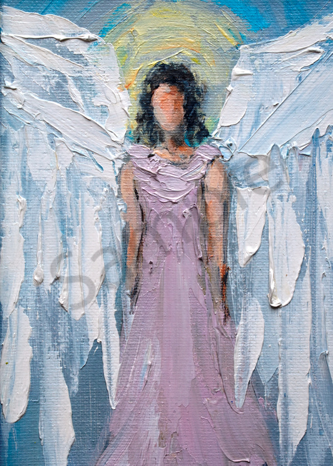 """Messenger Of Healing"" by April Ryan | Prophetics Gallery"