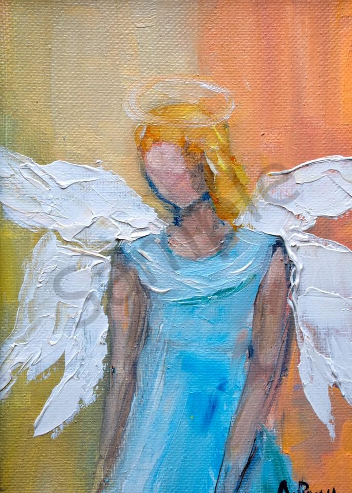 """Messenger Of Comfort"" by Pennsylvania Artist April Ryan | Prophetics Gallery"