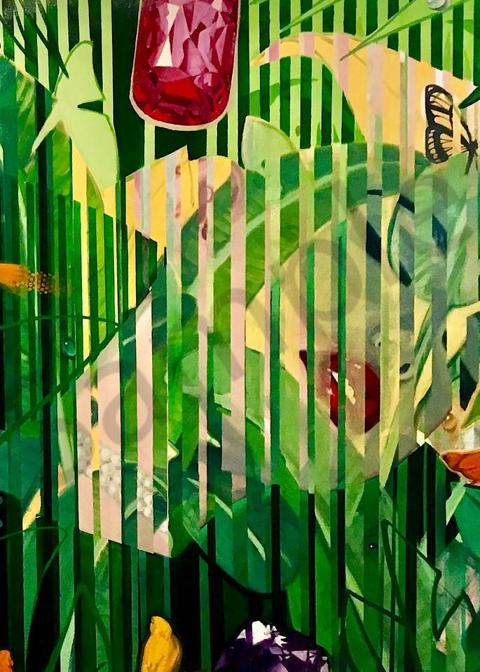 In The Forest 65x65 Art   sheldongreenberg