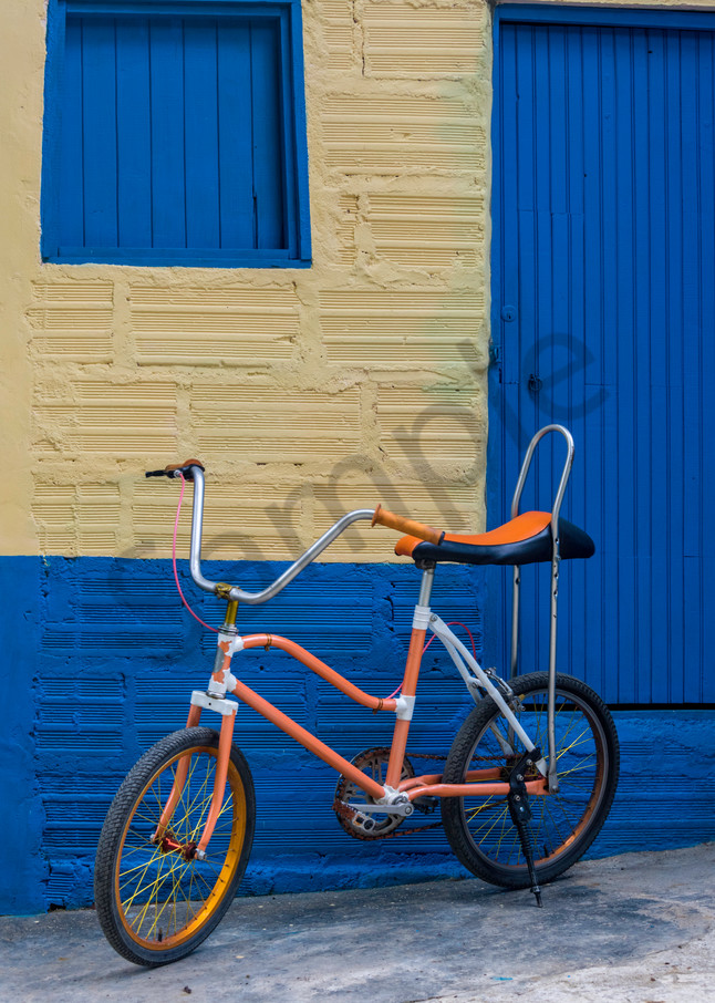 Funky bike Colombia