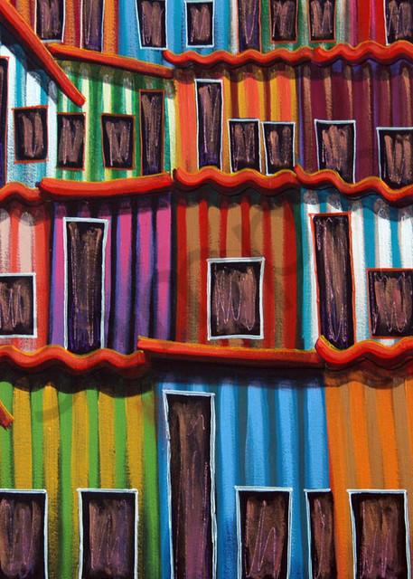Favela-painting