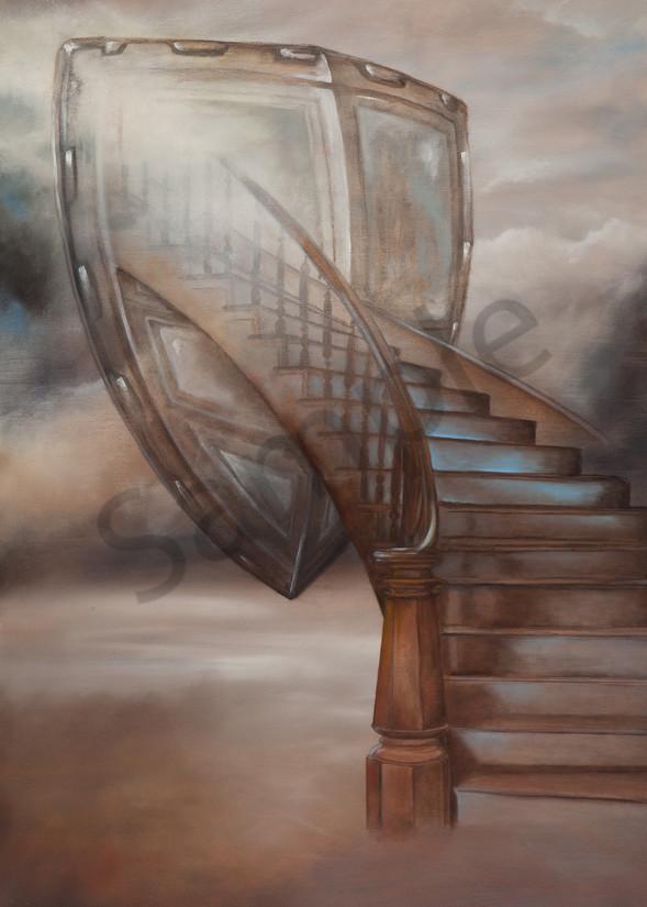 """Shield of Faith"" by New Zealand Artist Liezl Viljoen | Prophetics Gallery"