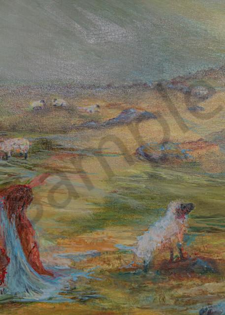 """Seeking Him"" by Pennsylvania Nancy Swope | Prophetics Gallery"