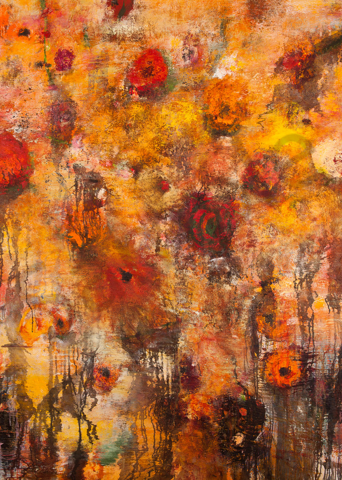 Basho's Flowers Art | Adam Shaw Gallery