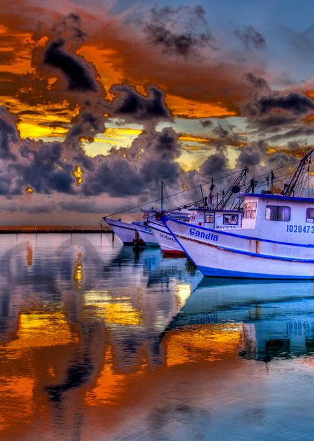 Fulton Harbor Drama Photography Art   John Martell Photography