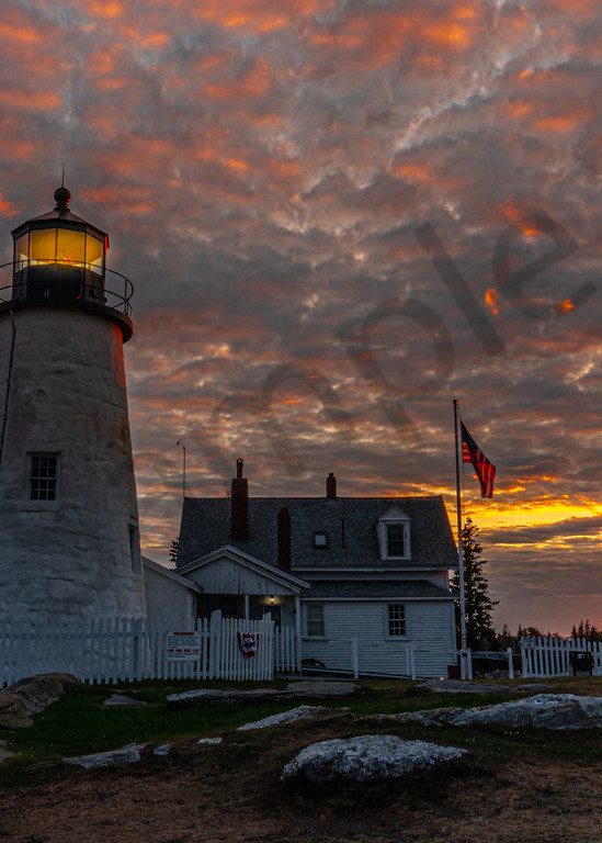 Pemaquid Point Photography Art | John Martell Photography