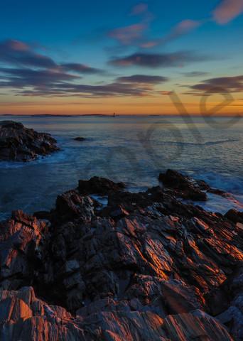 Portland Head 5 Photography Art | John Martell Photography