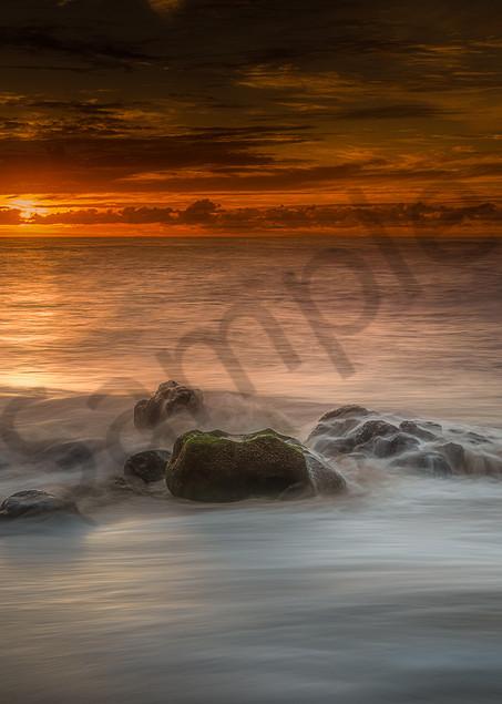 Pounders Sunrise | Df027 Art | Pictures Plus