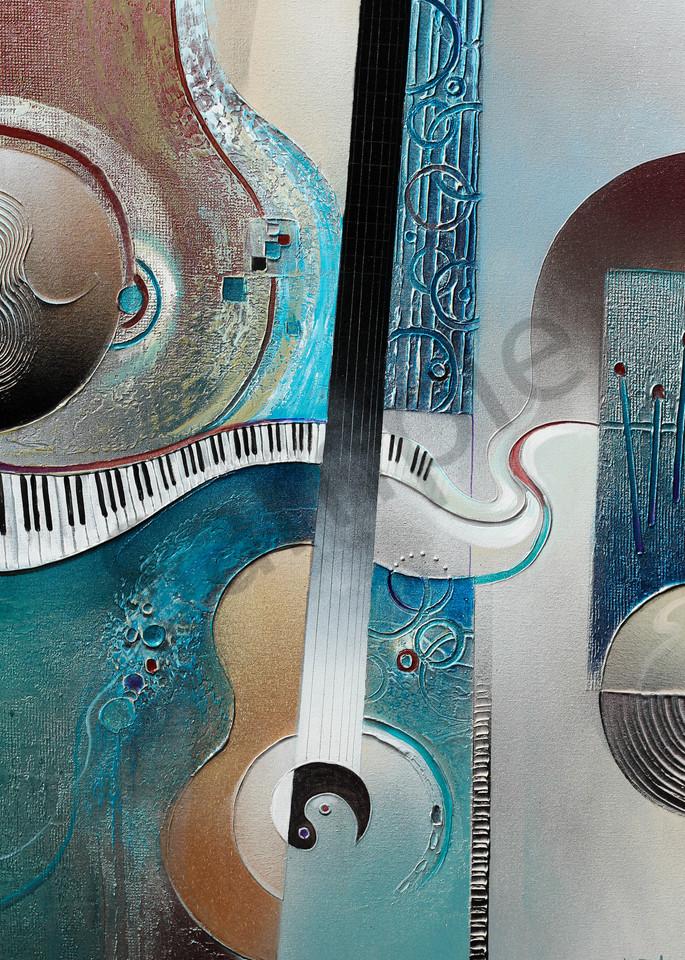 Musical Interlude  Art | John Blowers Art