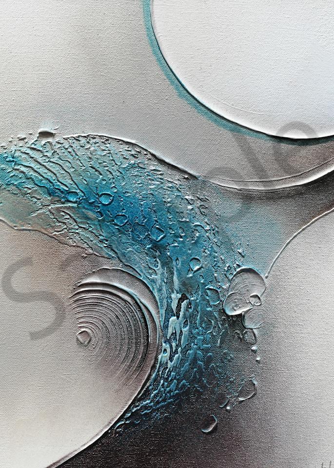 Dancing Wave 1  Art | John Blowers Art